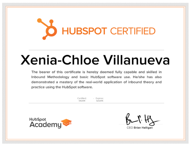 Growth and More Perks of a HubSpot Inbound Marketing Certification