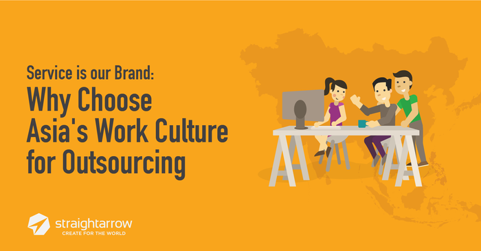 work culture for outsourcing
