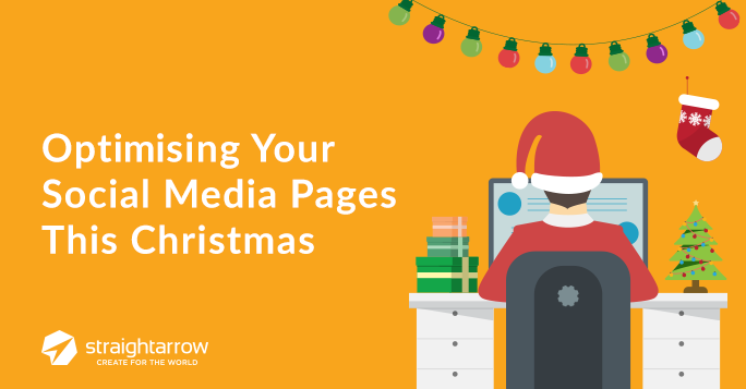 optimising social media pages