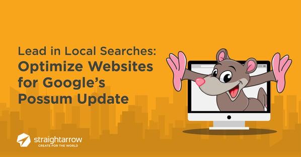Possum Google update