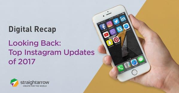 Looking Back Top Instagram Updates of 2017