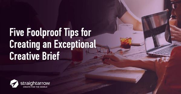 creating creative brief