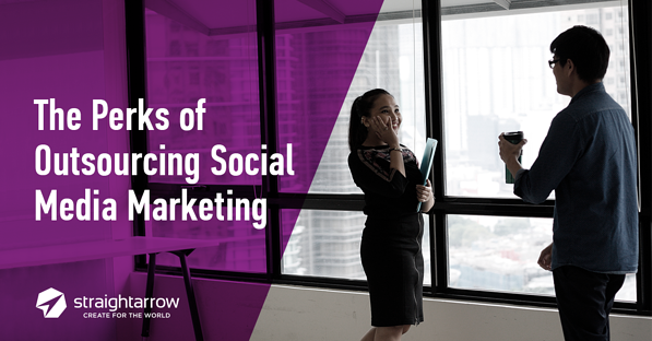 benefits of outsourcing social media marketing