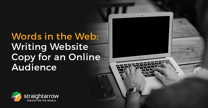 Words in the Web Writing Website Copy for an Online Audience
