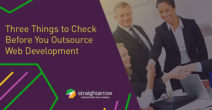 3 Things To Check Before You Outsource Web Development