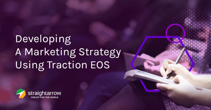 Developing A Marketing Strategy Using Traction EOS