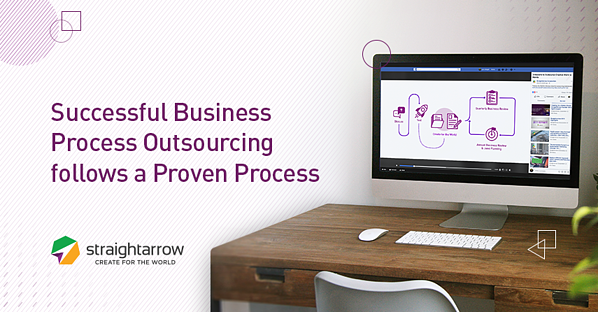 Successful Business Process Outsourcing follows a Proven Process-1