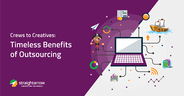 Timeless Benefits of Outsourcing - StraightArrow