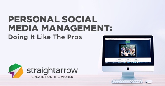 personal social media management
