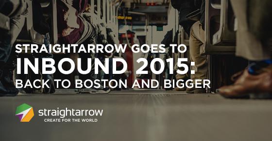 Straightarrow Inbound 2015