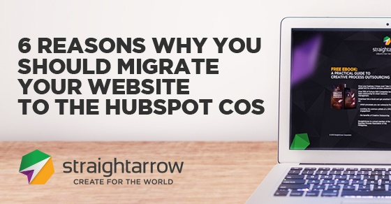 Hubspot website migration