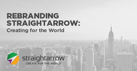 Straightarrow Rebranding