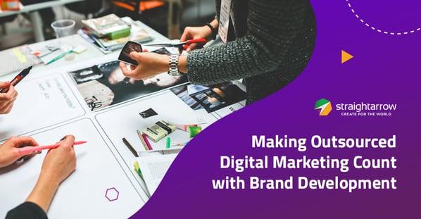 Outsourced Brand Development