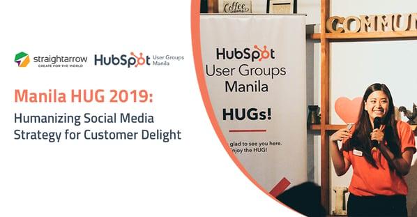 HUG 3 Post event blog banner