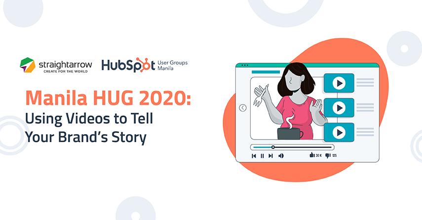 HUG videos to tell brand story