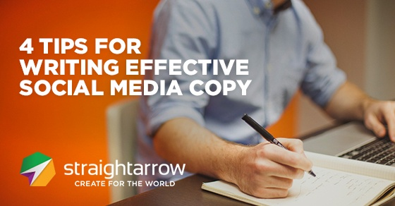 effective social media content writing
