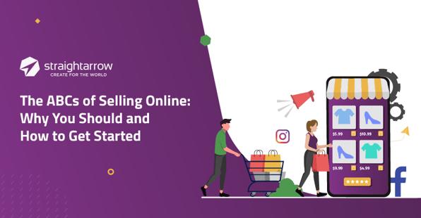 QL set up online selling