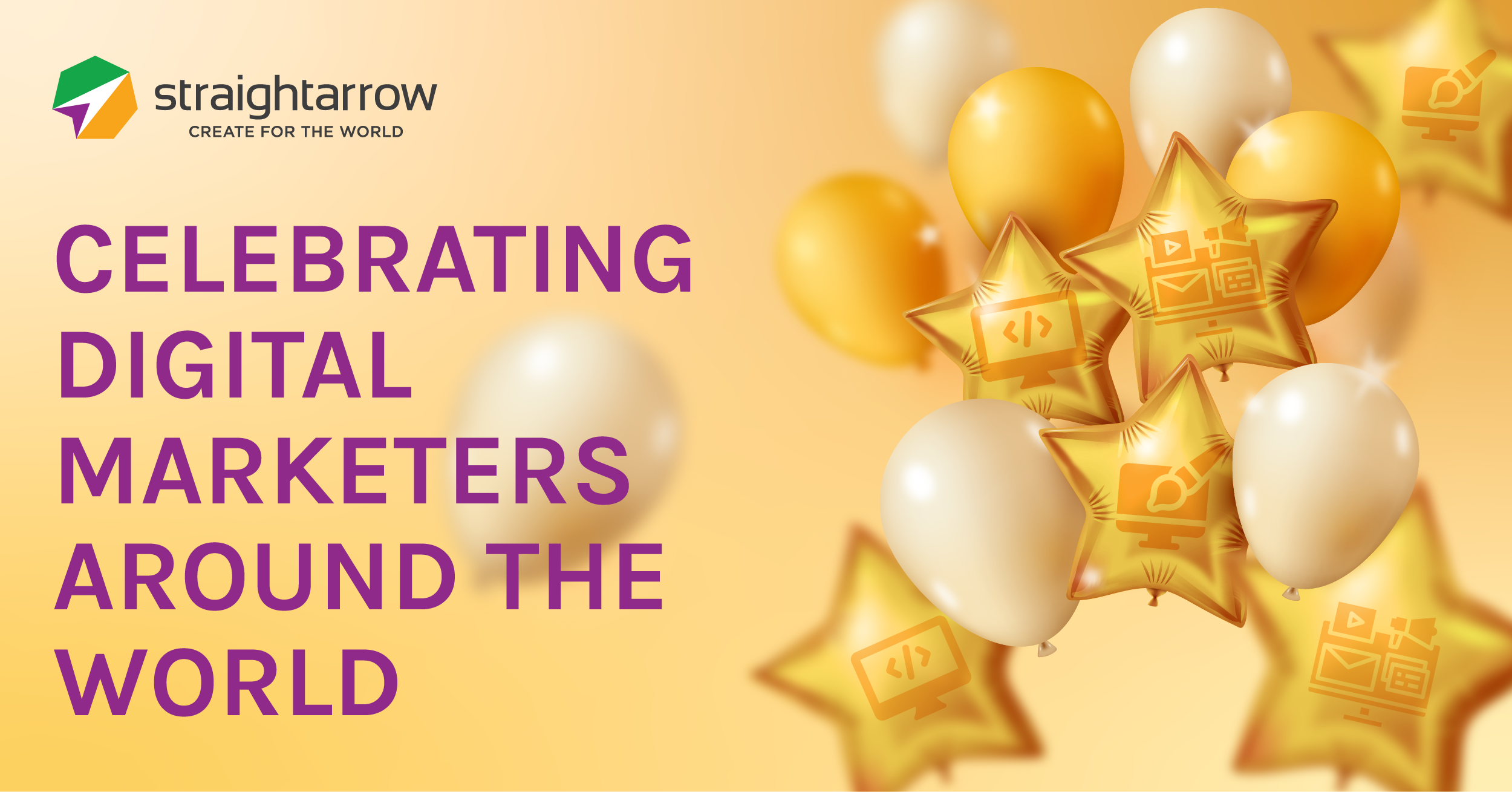 Celebrating Digital Marketers Around the World
