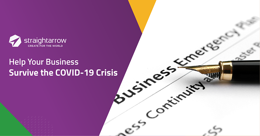 COVID Support - Help Your Business Survive the COVID-19 Crisis